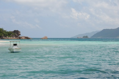 Clear waters - Anse Jose